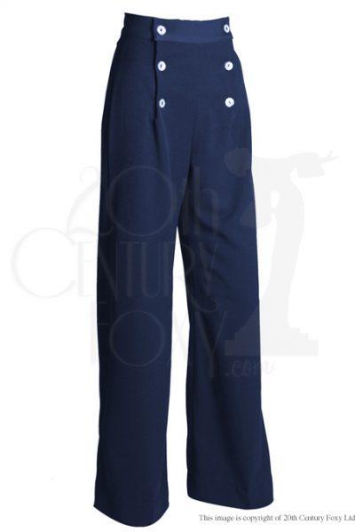 1930s Sailor Pants