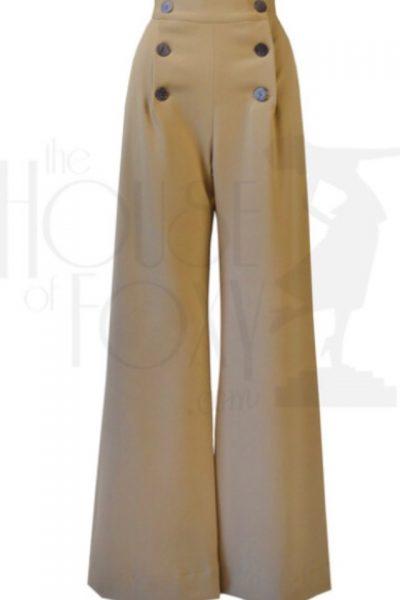 1930's sailor pants