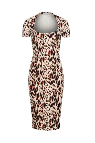 Zoe Vine Molly leopard