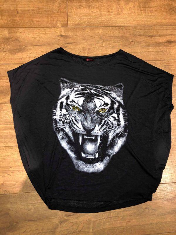Tiger face T