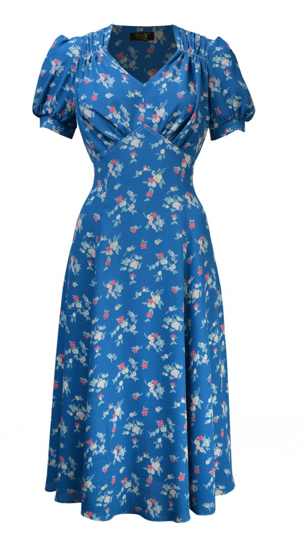Tea dance dress daisy chain