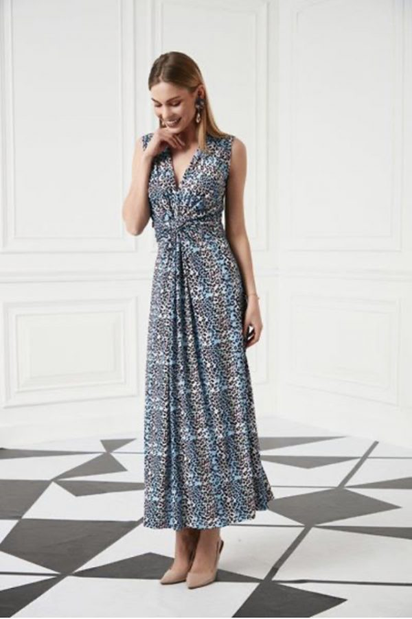 twisted knot maxi