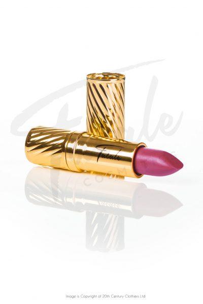 1950s pink lipstick