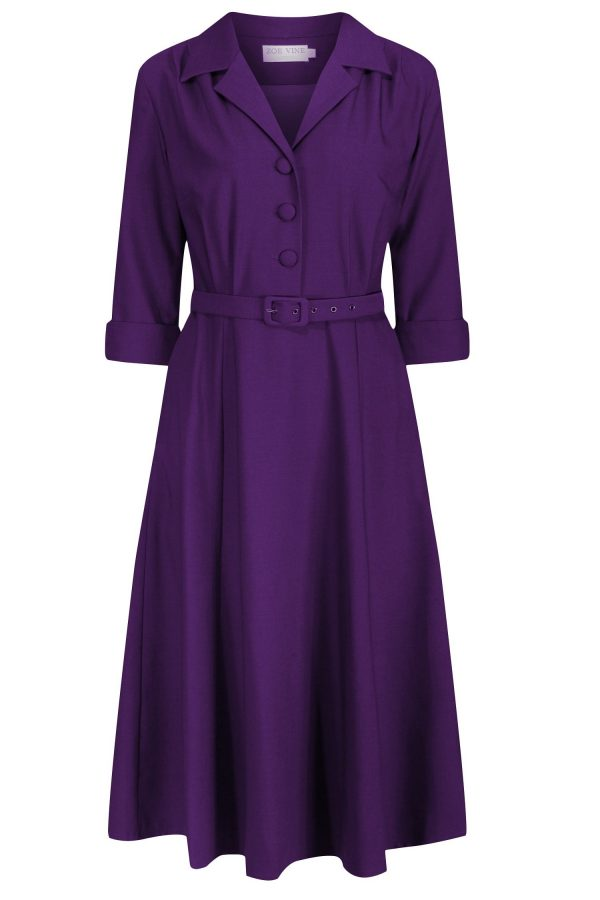 mabel front purple