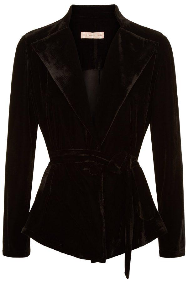 Black velvet colby
