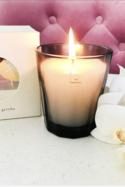 unkempt geisha candle 220g