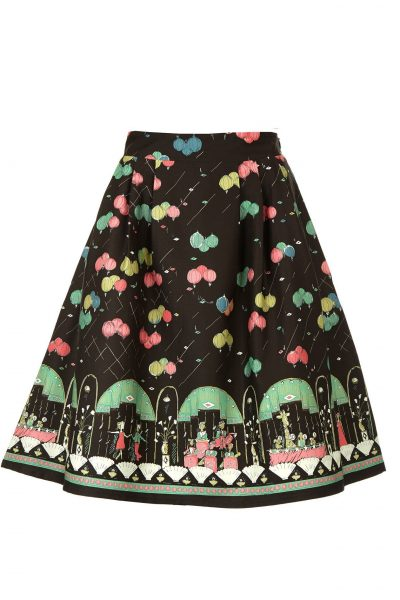elspeth ballroom skirt