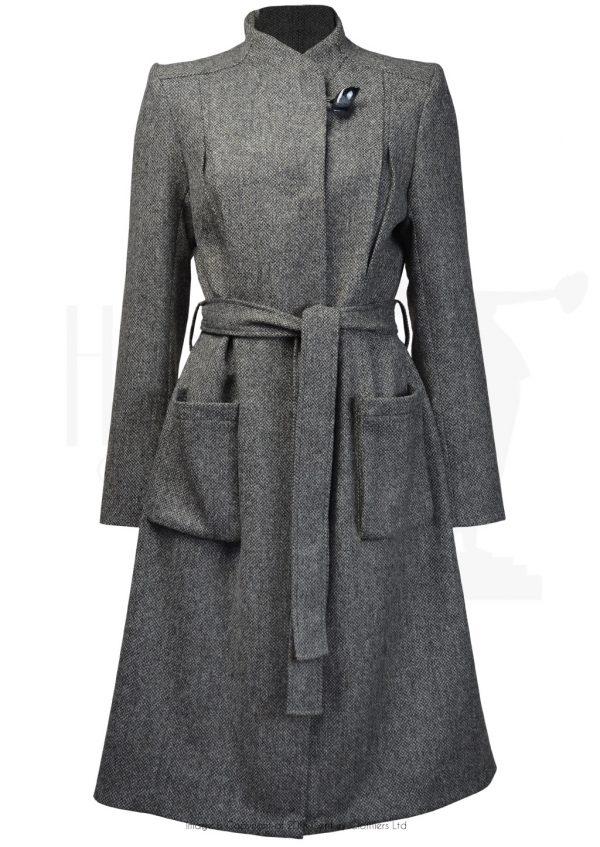 1940s cobblestone coat