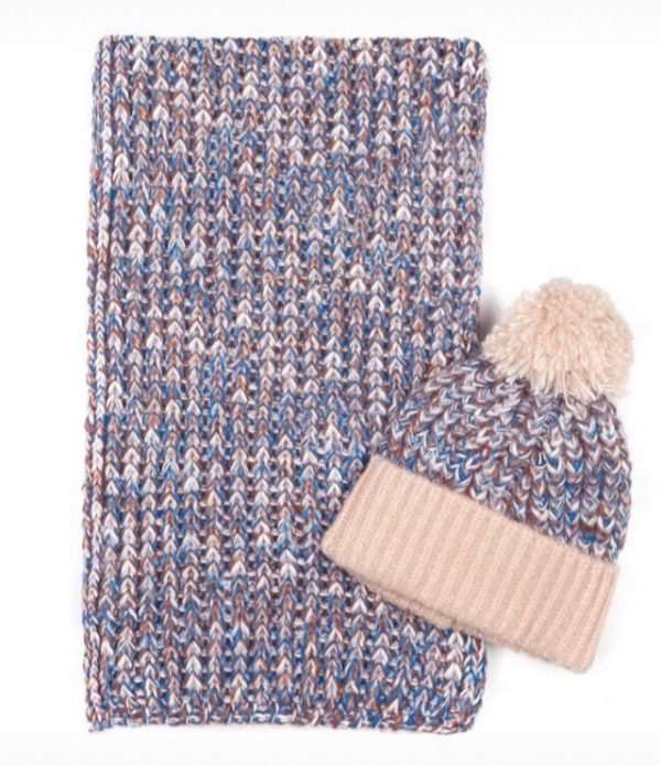 florence scarf lolly hat
