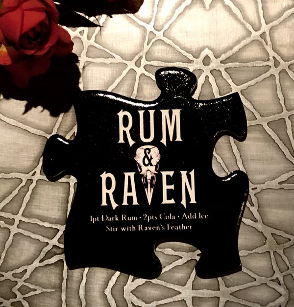 rum and raven