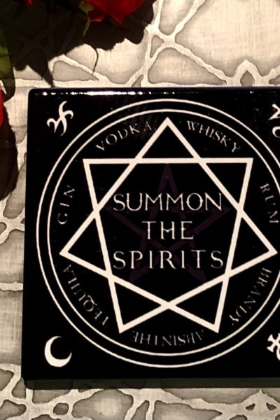 summon the spirits