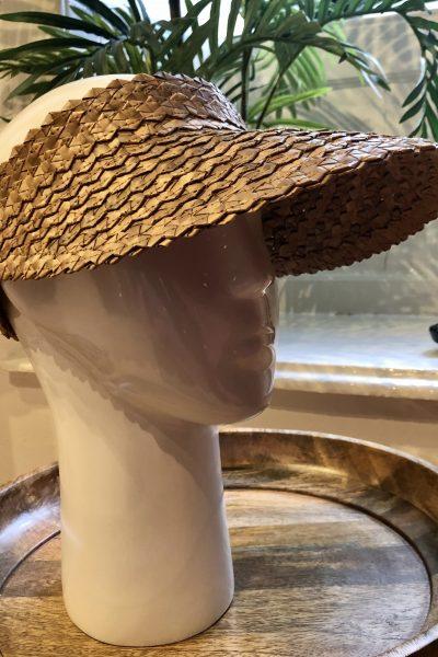 woven visors